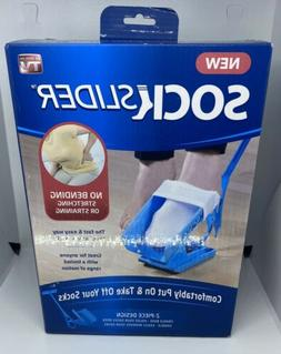Sock Slider, The Easy On, Easy Off Sock Aid Kit and Shoe Hor