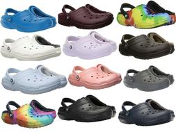 🐊🐊 CROCS CLASSIC 🐊🐊 FAUX-FUR LINED CLOGS UNISEX