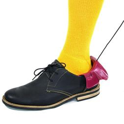NEW Foot Funnel Shoe Aid - Hands Free Shoehorn Alternative F