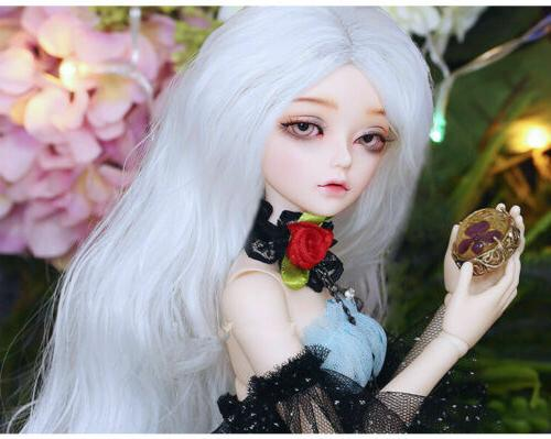 1/4 BJD Doll With wings horn -Free Face Make