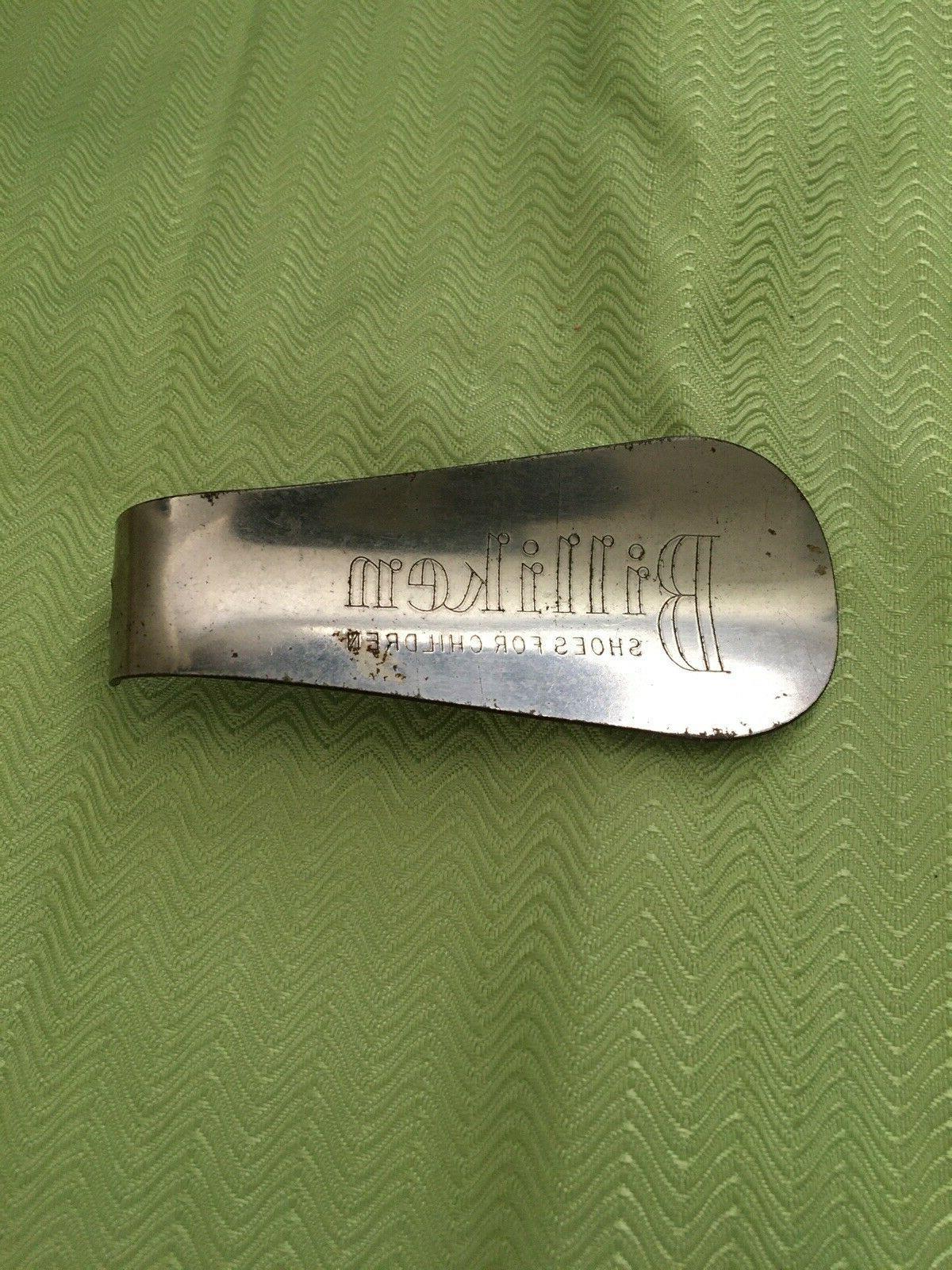 Allen Marble Hand Spoon Shoe Horn soldie