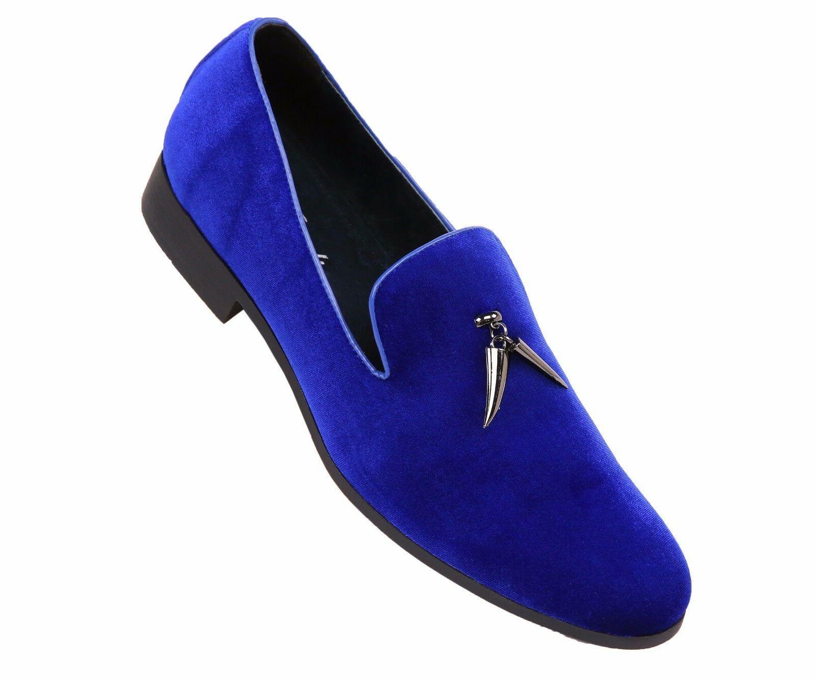 mens dress shoes with gunmetal horn tassels