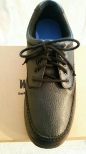 Bell Mens Shoe FRANKLIN WIDE Black Lace