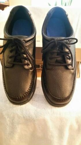 Bell Mens Shoe FRANKLIN 10 WIDE Black