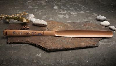 Mother Pearl Art Handle Shoe Horn Spoon Lifter Shoehorn