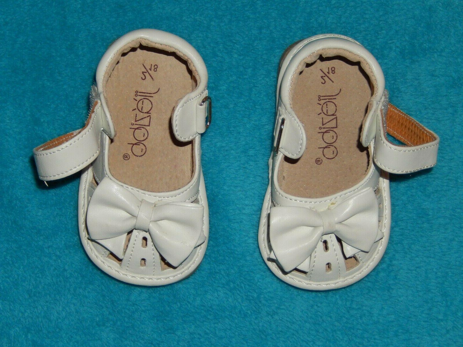 NEW 2 Toddler WHITE