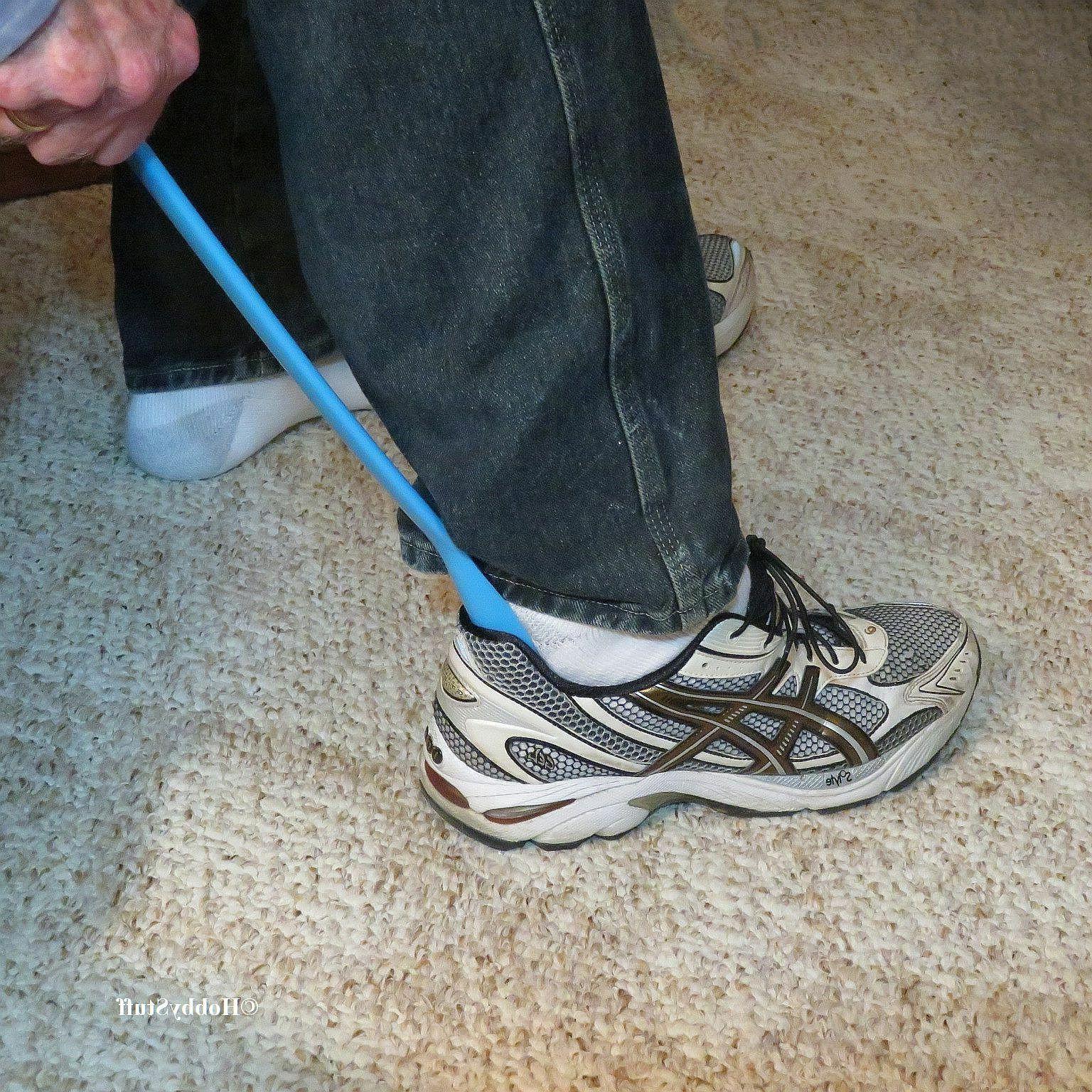 shoe horn back scratcher combo strong flexible