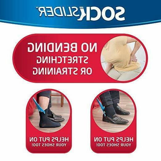 Sock Easy Off Shoe Pain No Convenient