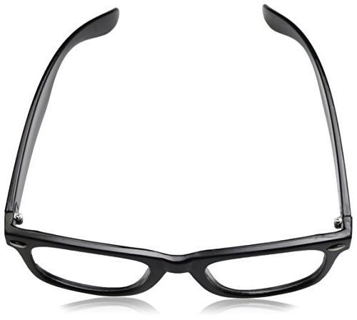 Vintage Eyewear Geek Nerd Wayfarers