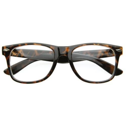 vintage inspired eyewear geek nerd
