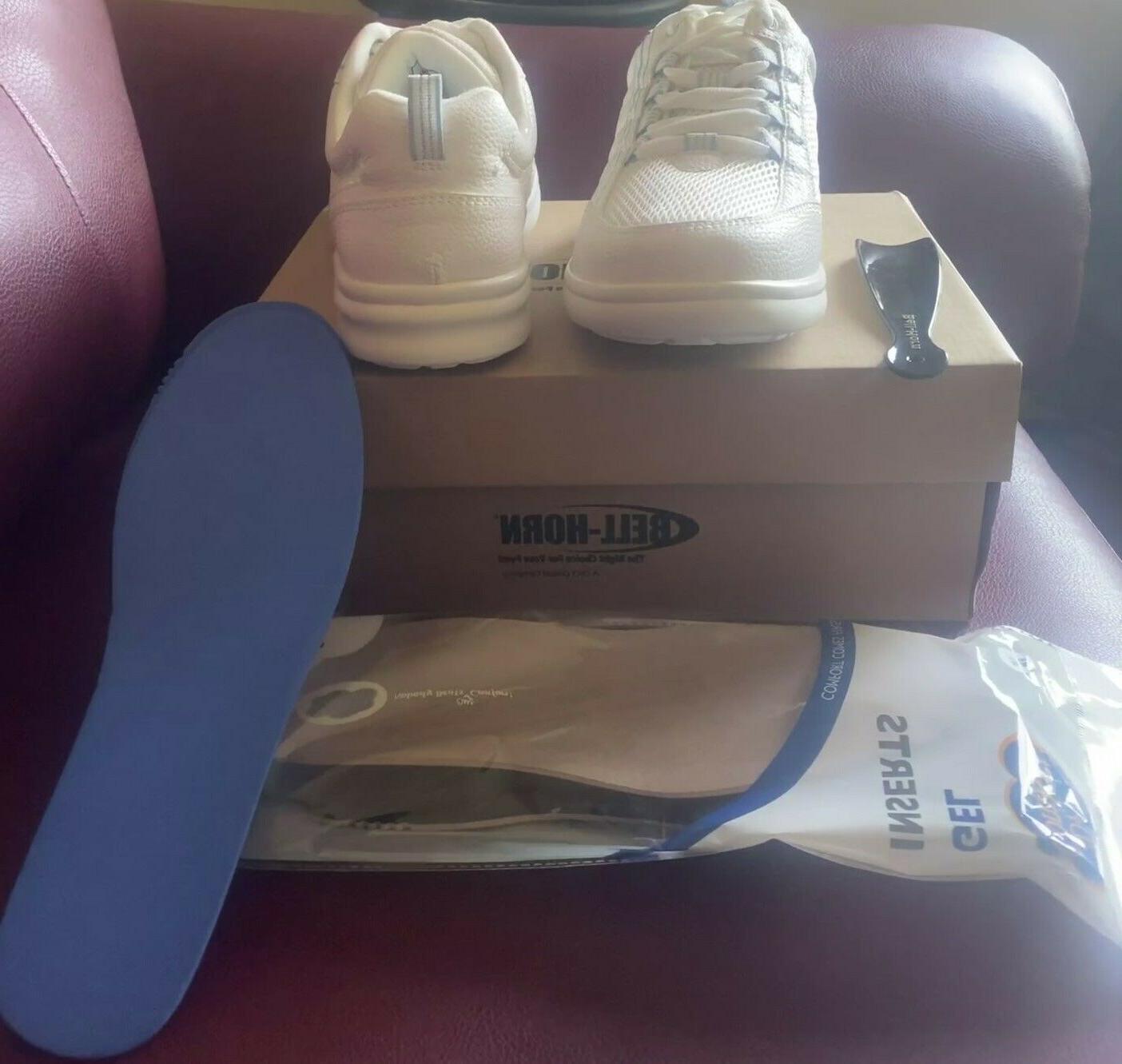 women s bell horn diabetic shoes size