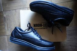 NEW Bell Horn Bell-Horn Franklin Diabetic Shoes Black Size s