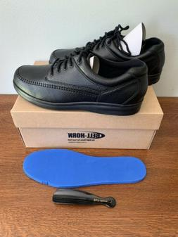New W Box Bell Horn Franklin Diabetic Shoe Therapeutic Arch