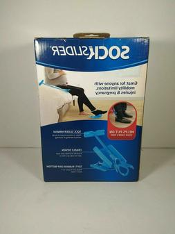 Sock Slider Assist Help Putting On Socks No Bend Helper Long