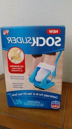 Allstar Innovations - Sock Slider - The Easy on, Easy off So